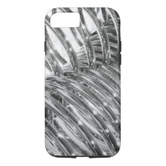 Asia, Japan, Tokyo. Coiled pipe, Tepco Energy iPhone 8/7 Case