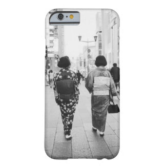Asia, Japan, Tokyo. Geishas on the Ginza. Barely There iPhone 6 Case