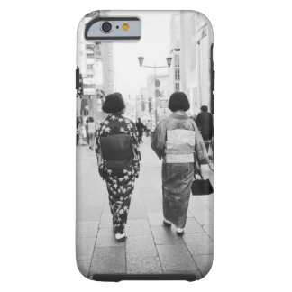 Asia, Japan, Tokyo. Geishas on the Ginza. Tough iPhone 6 Case