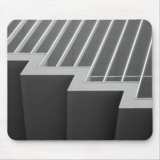 Asia, Japan, Tokyo. Stairs at the Tokyo 2 Mouse Pad