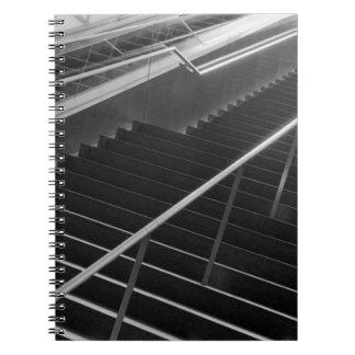 Asia, Japan, Tokyo. Stairs, Tokyo International 2 Notebooks