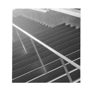 Asia, Japan, Tokyo. Stairs, Tokyo International 3 Notepad