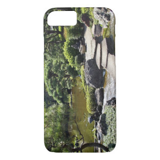 Asia, Japan, Tokyo. The Japanese Garden at the iPhone 8/7 Case