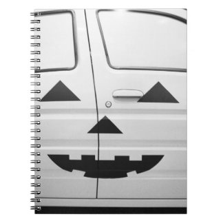 Asia, Japan, Tokyo. Toyota Will, Vi car painted Note Book