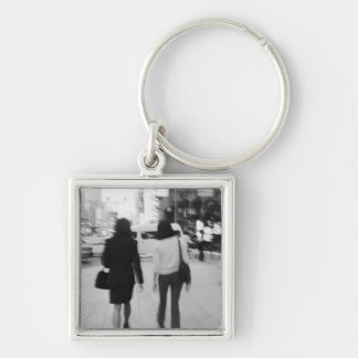Asia, Japan, Tokyo. Young women on the Ginza. Key Ring