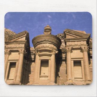 Asia, Jordan, Petra. El Deir, the Monastery. 2 Mouse Pad
