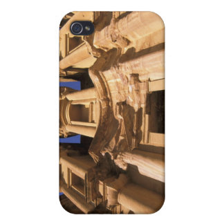 Asia, Jordan, Petra. El Deir, The Monastery. iPhone 4/4S Case
