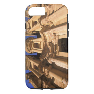 Asia, Jordan, Petra. El Deir, The Monastery. iPhone 8/7 Case