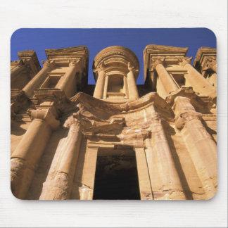 Asia, Jordan, Petra. El Deir, The Monastery. Mouse Pad