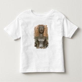 Asia, Laos, Vientiane, Bronze Buddha at Hawn Toddler T-Shirt