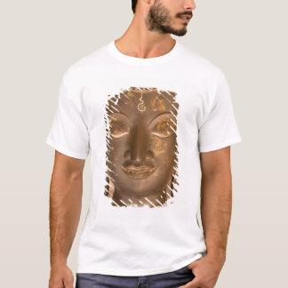 Asia, Laos, Vientiane, Bronze sculpture at Wat T-Shirt