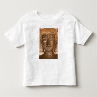 Asia, Laos, Vientiane, Bronze sculpture at Wat Toddler T-Shirt