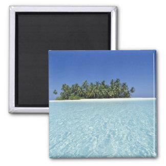 ASIA, Maldives, Ari Atoll, Uninhabited Magnet