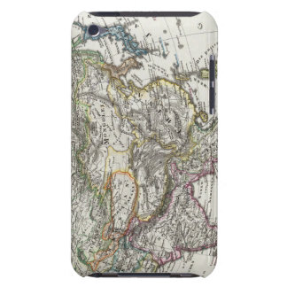 Asia Map by Stieler Case-Mate iPod Touch Case