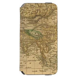 Asia  Map by Worcester Incipio Watson™ iPhone 6 Wallet Case