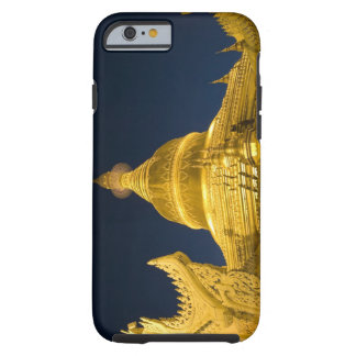 Asia, Maynmar, Yangon, Buddhist temple in Yangon Tough iPhone 6 Case