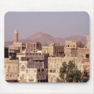 Asia, Middle East, Republic of Yemen, Sana'a. Mouse Pad