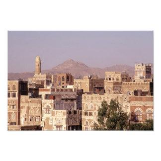Asia, Middle East, Republic of Yemen, Sana'a. Photo
