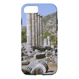 Asia, Middle East, Turkey, Ephesus. Temple of iPhone 7 Case