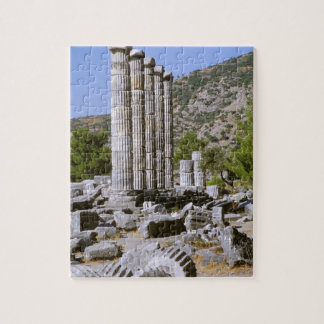 Asia, Middle East, Turkey, Ephesus. Temple of Puzzles