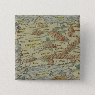 Asia Minor 15 Cm Square Badge