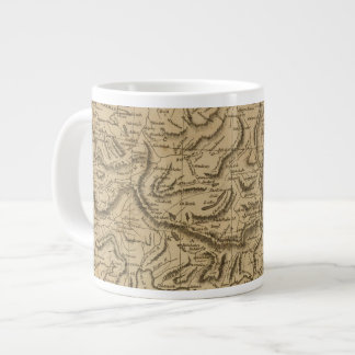 Asia Minor 2 Large Coffee Mug