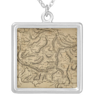 Asia Minor 2 Silver Plated Necklace