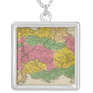 Asia Minor Antiqua Silver Plated Necklace