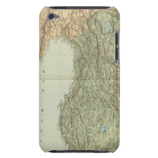 Asia Minor, Caucasus, Black Sea Barely There iPod Cases