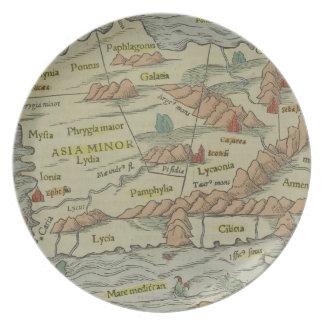 Asia Minor Dinner Plates