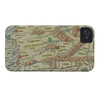Asia Minor iPhone 4 Cases