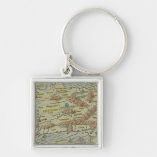 Asia Minor Key Ring