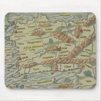 Asia Minor Mouse Pad