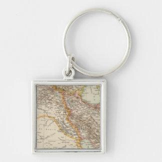 Asia Minor, Persia Key Ring