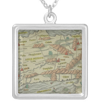 Asia Minor Silver Plated Necklace
