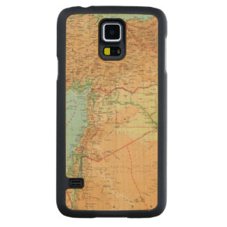 Asia Minor, Syria & Mesopotamia Carved Maple Galaxy S5 Case