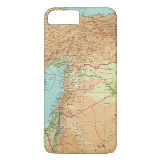 Asia Minor, Syria & Mesopotamia iPhone 8 Plus/7 Plus Case