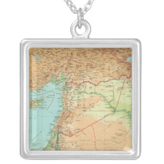 Asia Minor, Syria & Mesopotamia Silver Plated Necklace