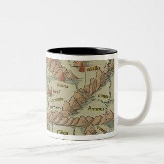 Asia Minor Two-Tone Coffee Mug