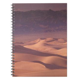 Asia, Mongolia, Gobi Desert, Gobi Gurvansaikhan Notebooks