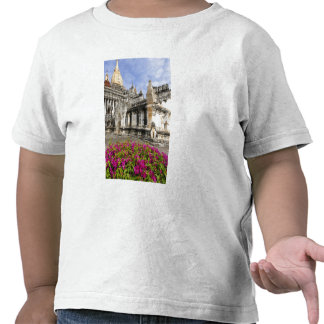 Asia, Myanmar (Burma), Bagan (Pagan). The Ananda Tshirt