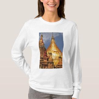 Asia, Myanmar (Burma), Bagan (Pagan). The Dhamma T-Shirt