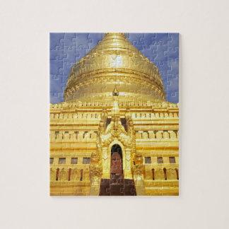 Asia, Myanmar (Burma), Bagan (Pagan). The Shwe Jigsaw Puzzle