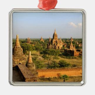Asia, Myanmar (Burma), Bagan (Pagan). Various Christmas Ornament