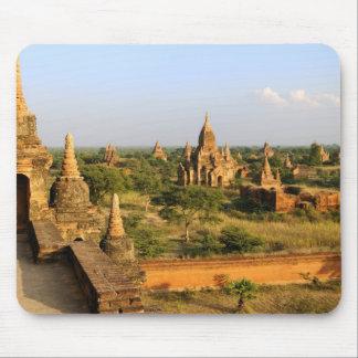 Asia, Myanmar (Burma), Bagan (Pagan). Various Mouse Mat