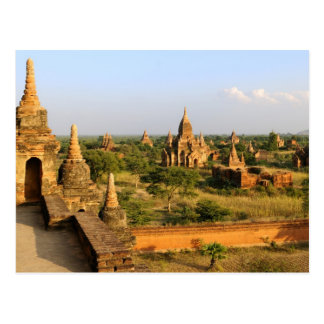 Asia Myanmar Burma Bagan Pagan Various Post Card