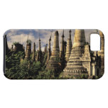 Asia, Myanmar, Inle Lake. Ancient ruins of iPhone 5 Cases