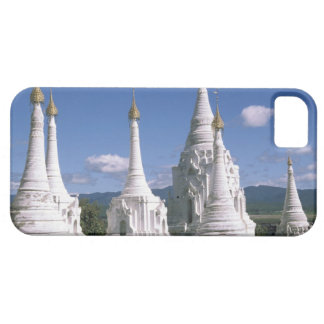 Asia, Myanmar, Inle Lake. Pagodas. 2 Barely There iPhone 5 Case