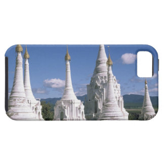 Asia, Myanmar, Inle Lake. Pagodas. 2 iPhone 5 Cover