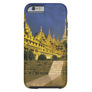 Asia, Myanmar, Yangon. Shwedagon Pagoda at Tough iPhone 6 Case